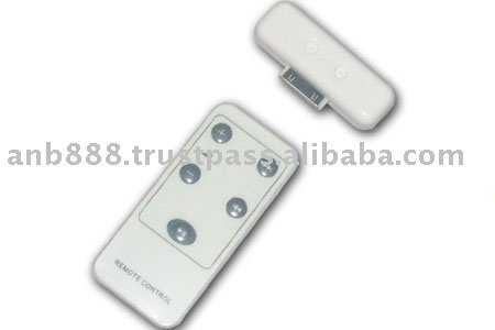 Wireless Remote Control For Ipod