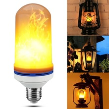 Alibaba China 2017 best selling e27 b22 flame effect light bulb led flame light bulb for Decoration Lighting
