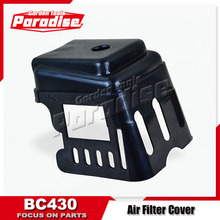 Plastic Material Air Filter Cover CG430 Grass Cutter Spare Parts