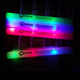 concert favor logo print party supply flashing light cheering baton led foam stick