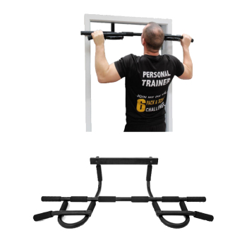 Factory Supply Power Pull Up Bar Easy Wall Mounted Chin Up Bar Gym