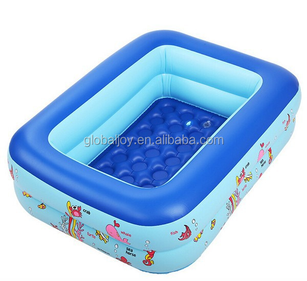 2016 hot selling inflatable mini swimming pool for kids portable baby bathtub. Black Bedroom Furniture Sets. Home Design Ideas