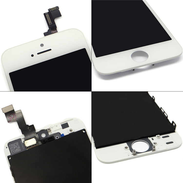 GRANDEVER 5S lcd touch screen digitizer display Original Screen for Iphone 5 5C 5s Lcd