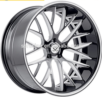 Wholesale Factory Price amg replica wheel Aluminum Alloy Forged aftermarket Rims Wheel Forged Wheel
