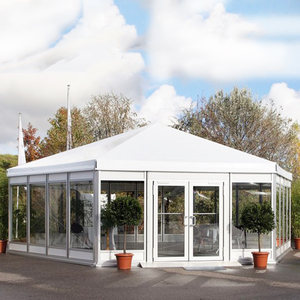 Outdoor events party wedding aluminum pagoda gazebo tent