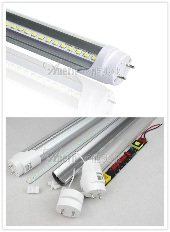 1.2m 15w Ce Emergency Led T8 Fluorescent Tube Tube Light