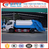Dongfeng 10m3 cheap compression garbage vehicle