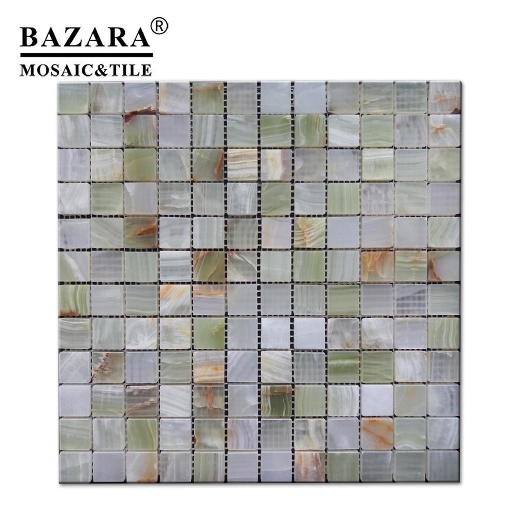 Green Onyx Mosaic Supplieranufacturers At Alibaba