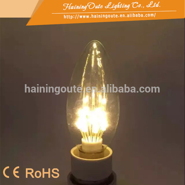 Hot Sell! Edison Vintage Bulb 40w St64/a60/g95 E27 Led Filament ...