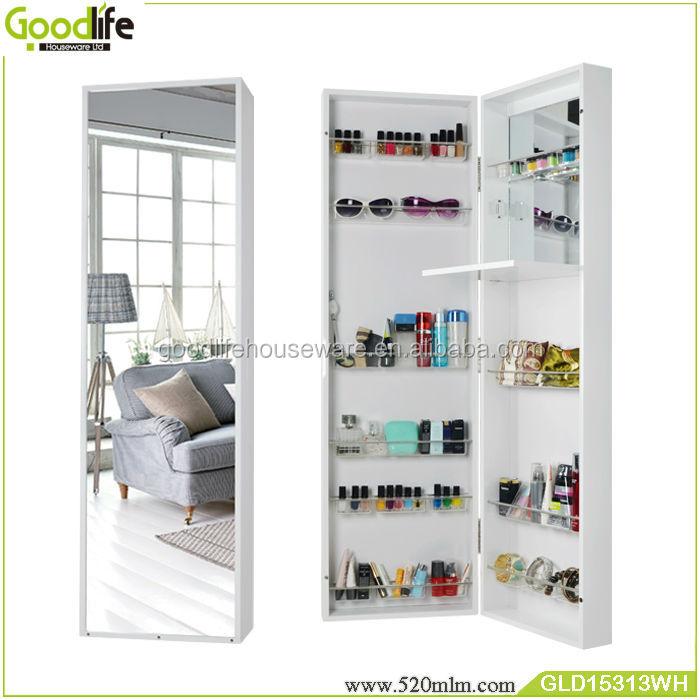 Full Length Dressing Mirror Unique Cabinet Designs For