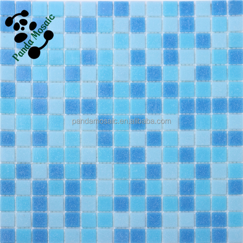 Smh14 Cobalt Blue Iridescent Mosaic Glass Mosaic Outdoor Use Swimming Pool  Tile - Buy Swimming Pool Tile,Glass Mosaic Outdoor Use,Blue Iridescent ...