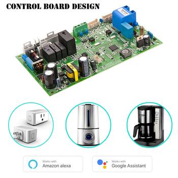App Control Wifi Smart Home Solution Pcb Design Service Smart Control  Pcb&pcba Board Design - Buy Pcb Design Service,Pcb Design,Smart Control  Board