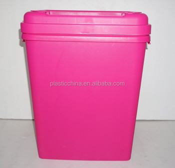 Good Quality Bulk Food Storage Containers Pure Pp 15 Kg Plastic Food