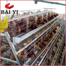2017 Hot Sale Poultry Cage/Chicken Cage In Nigeria, Kenya