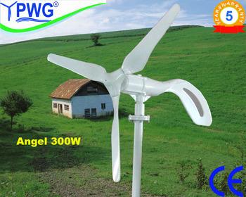 Vertikale Achsen-windenergieanlagen Der Helical-300w /  Haus-windenergie-generator - Buy Bauernhof Windmühle,Inländischen  Vertikalen Achse ...