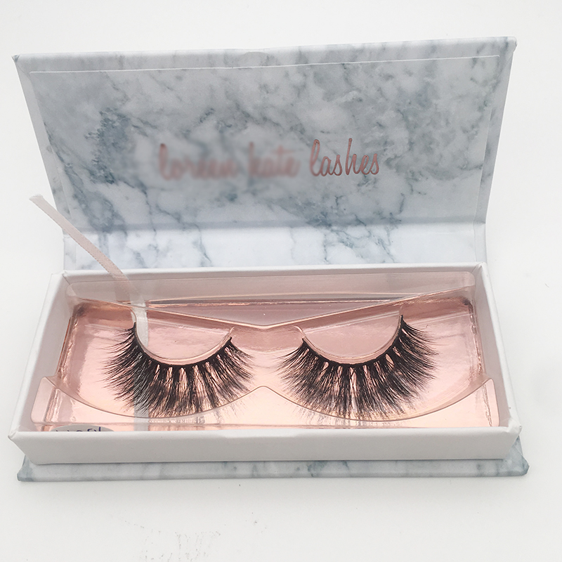 88f5f7b02df Wholesale Makeup Lashes 3d Mink Custom Eyelash Packaging - Buy ...