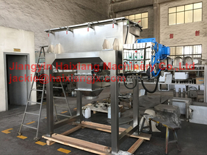 New Condition machinery Detergent Powder Mix Machine liquid detergent soap making machine