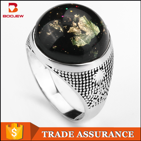 wholesale unique jewelry in China artificial stone jewelry custom signet rings