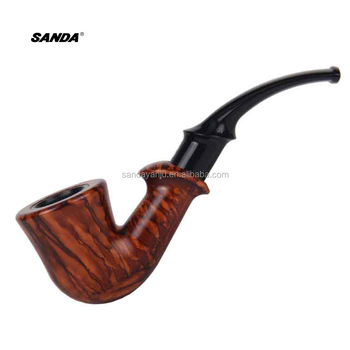 Getting Nostalgic Classic Pipe Tobacco Pipe Bakelite Curved Loop ...