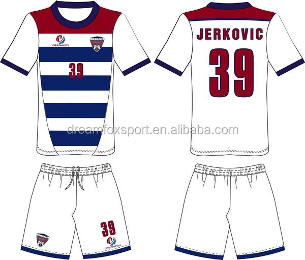 Dreamfox Sportswear Sublimated Custom Soccer Jersey Manufacturer ...