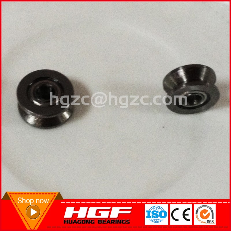 High quality v shape bearing v shape deep groove ball bearing