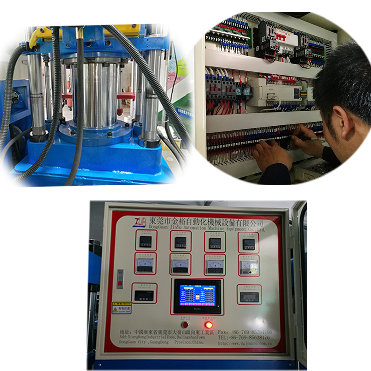 automatic silicone machine
