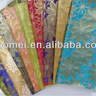 3XS38 New design colourful gele head tie