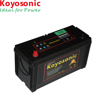 12v 100ah Good Quality JIS Standard maintenance free Car Battery For Starting