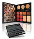 Romantic bird Hot Selling 42 colors makeup glitter with matte eyeshadow palette 8002
