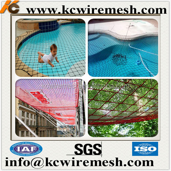 Factory!!!!! Best choose!!!! KangChen Nylon/PE Knotted Fishing Net /sport tennis court fence netting