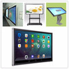 Multi touch 22 32 49 55 65 70 82 inch interactive touch screen for education wall mount advertising display