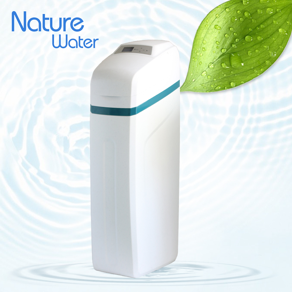 newly designed domestic water softner