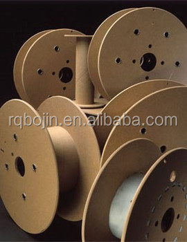 Small Plywood Cable Wire Empty Cable Drum Cable Spool For Electric ...