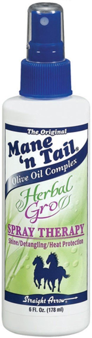 Mane'n Tail Herbal-Gro Spray Therapy, 6 oz (Pack of 4)