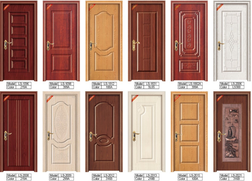New style wooden door design pictures wood doors design for Best house door design