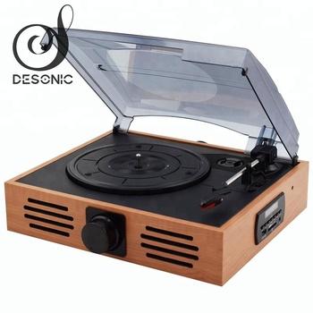 Modern Jukebox 3 Speed Stereo Turntable Speakers Gramophone&turntable  Record Player For Sale - Buy Turntable Record Player For Sale,Modern  Jukebox,3