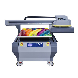 6090 cheap 2880 dpi 8-color desktop print varnish led metal plate glass acrylic ceramic tile direct jet uv printer