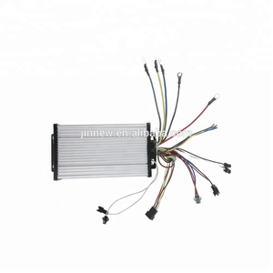 48V 500W Intelligent Programmable BLDC motor controller for electric vehicle with special functions for disabled