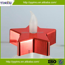 Wholesale plastic electric candle warmer flameless tea light