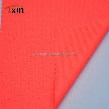 manufacture polyester waterproof fabric for sportswear, tear resistant footballwear fabric