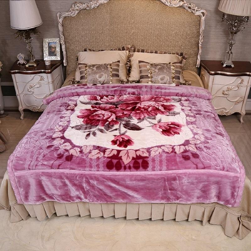 Online Buy Wholesale Raschel Blankets From China Raschel