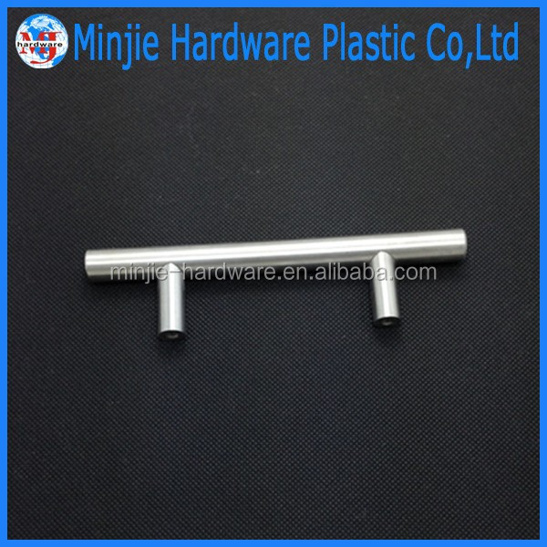 Gao yao good quality stainless steel T bar cabinet door handle