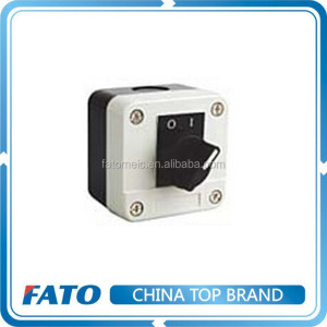 FATO XAL Series Pushbutton Controlling Switch Box 2 Position Selector Key Operated Selector