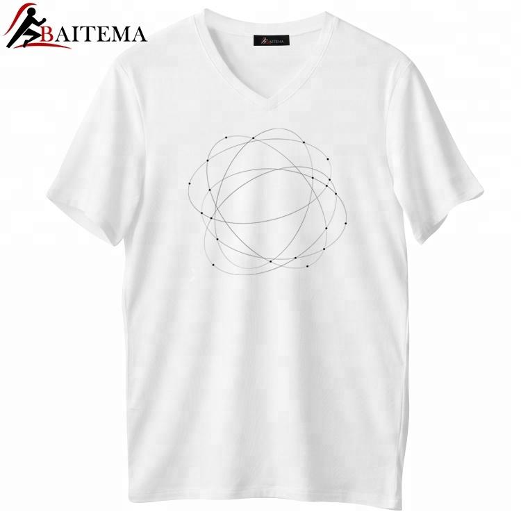 a3a8d7491 Venta al por mayor camisetas lisas para estampar-Compre online los ...