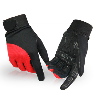 Men Women Spring Summer Anti Slip Sun Protection Cycling Climbing Riding Motorcycle Sport Bike Gloves