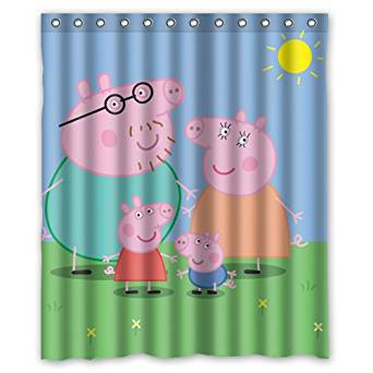Cheap Pig Shower Curtain Find Pig Shower Curtain Deals On Line At