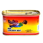 cheap price china manufacturer halal cannd food canned beef Luncheon Meat,corned beef