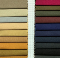 250gsm heave winter fabric 98% cotton 2% spandex twill