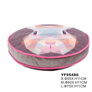 Tops Pet Products Printing Washable Pet Dog Bed