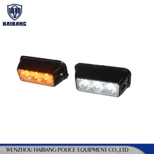 1W 3W Red blue amber white green Lighthead LED Emergency Vehicle Surface Warning blinking flashing light TBF 3691C3